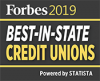 Forbes 2019 Best-In-State Credit Union