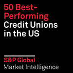 S&P Global Best Performing Credit Union